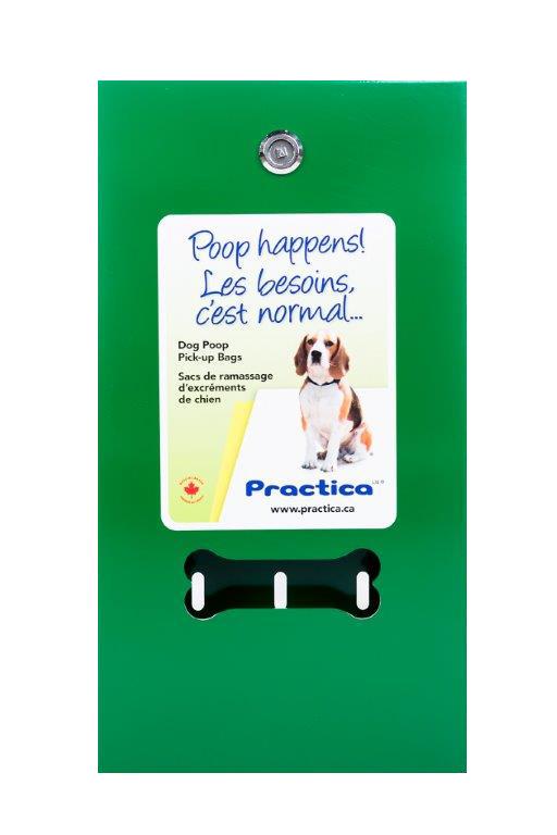 Dispenser 203 - Practica